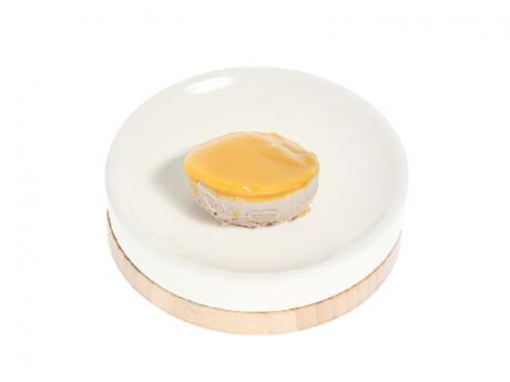Pate din ficat de curcan cu glazură de mango